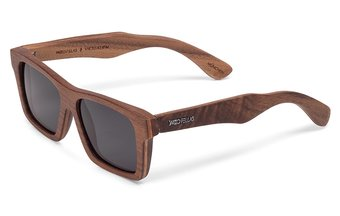 Viktualien Sunglasses (wood) (walnut/grey)