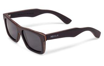 Viktualien Sunglasses (wood) (ebony/grey)