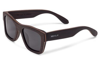 Säbener Sunglasses (wood) (ebony/grey)