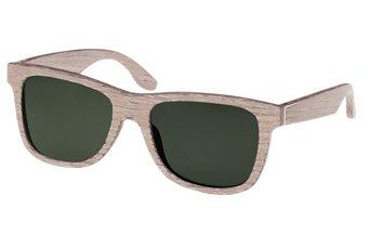 Prinzregenten Sunglasses (wood) (chalk oak/green)