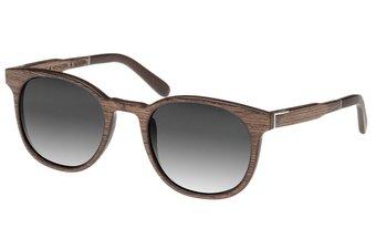 Neuhausen Sunglasses (wood) (walnut/grey)