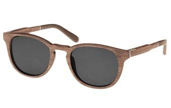 Bogenhausen Sunglasses (wood) (walnut/grey)