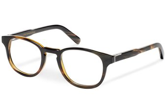 Bogenhausen Horn Optical (45-21-140) (black fog)
