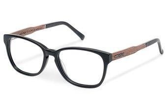 Sendling Optical Wood-Acetate (53-16-145) (walnut/black)
