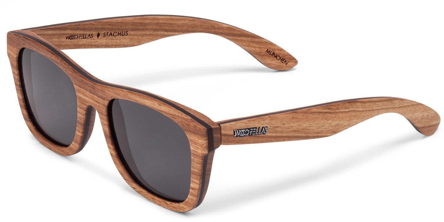 Stachus Sunglasses (wood)
