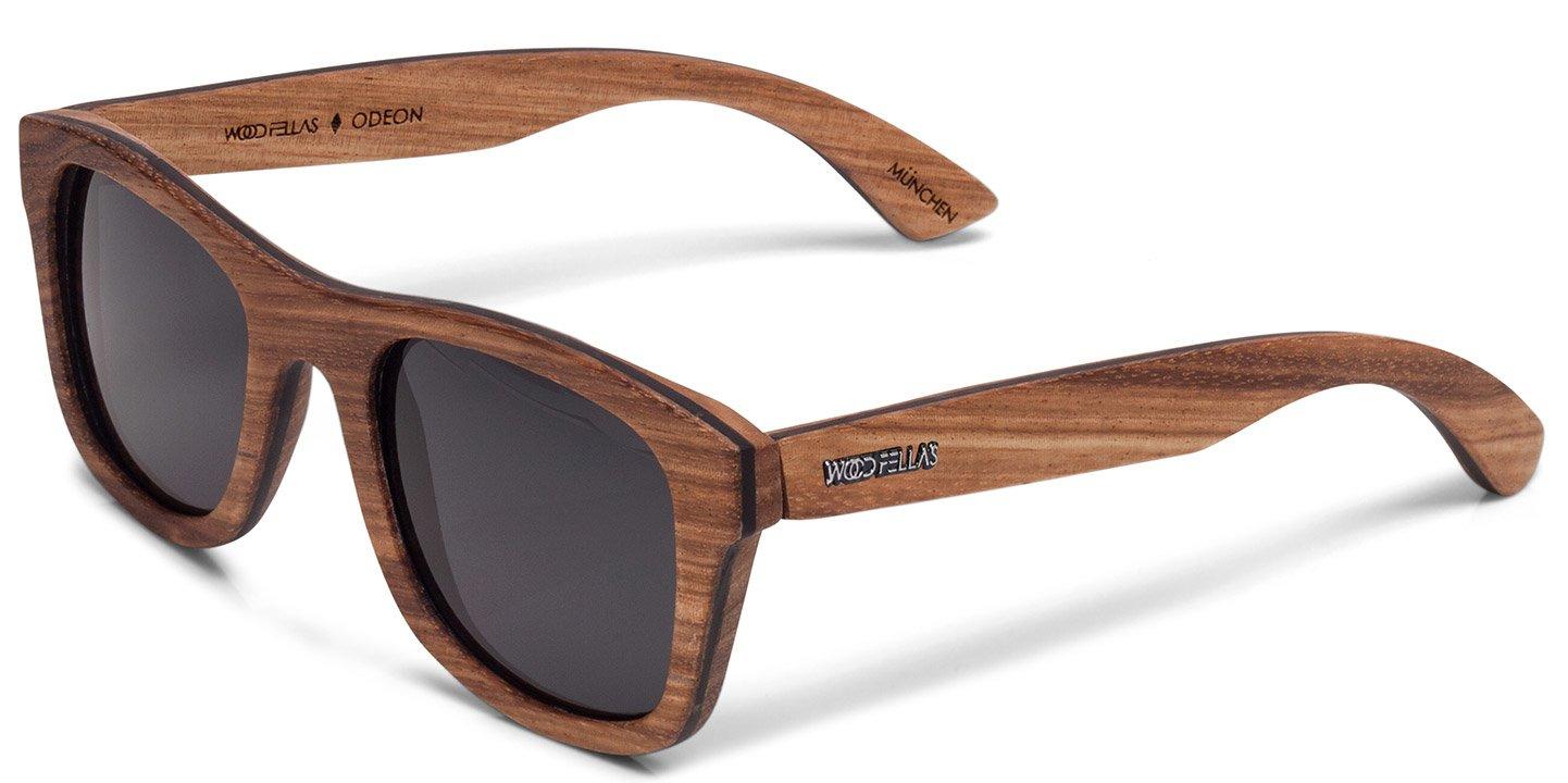 Odeon Sunglasses (wood)