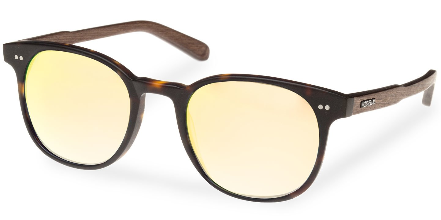 Schwabing Sunglasses (wood-acetate) (havana/gold)