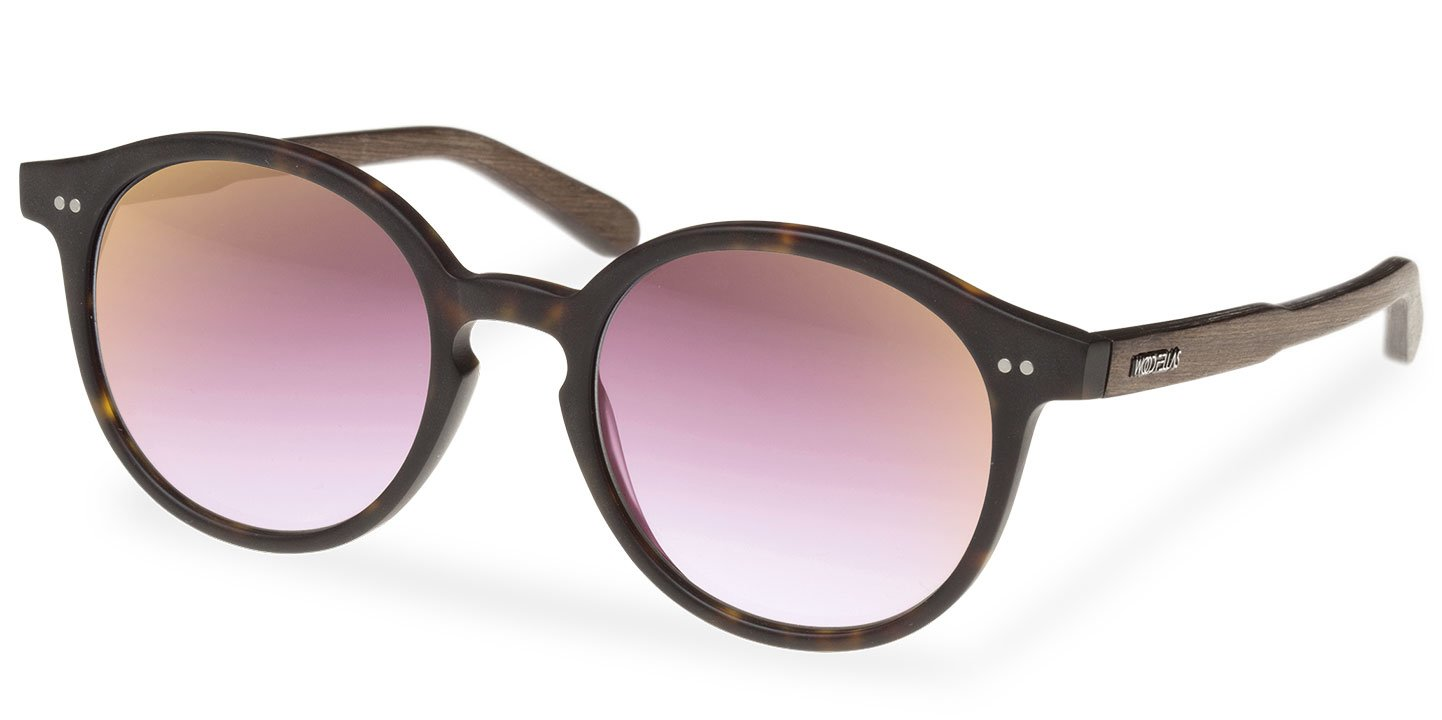Solln Sunglasses (wood-acetate) (havana/rosé)
