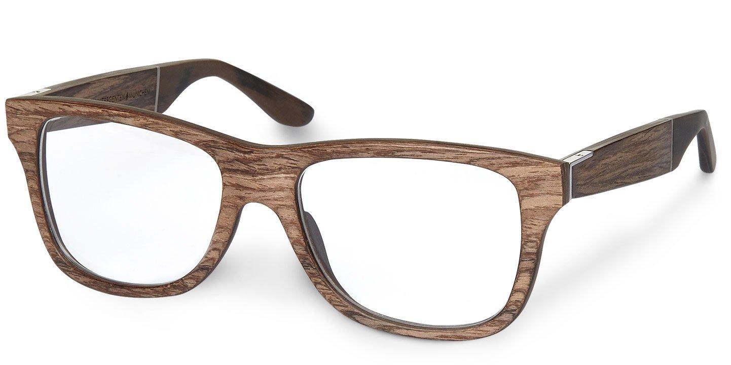 Prinzregenten Optical (53-18-145) (wood) (walnut)