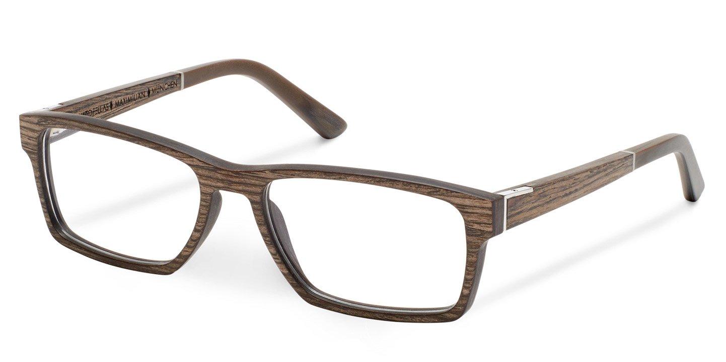 Maximilian Optical (53-17-140) (wood) (palisander)