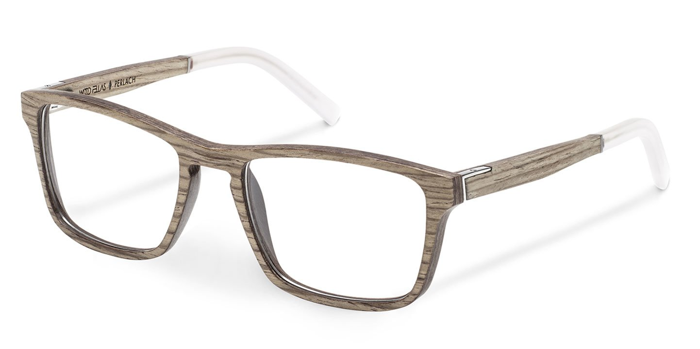 Perlach Optical (50-18-140) (wood) (limba)