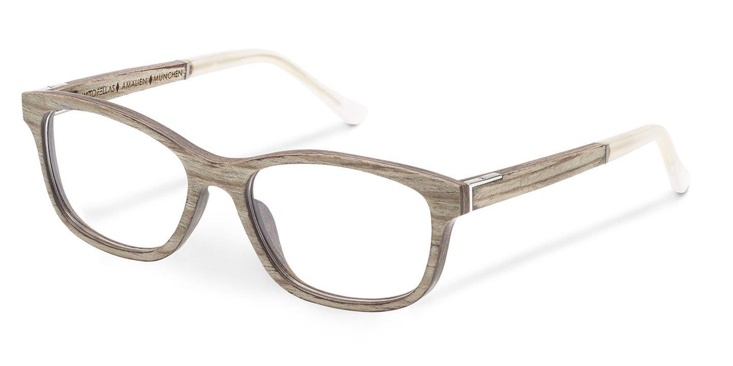 Amalien Optical (49-16-135) (wood) (limba)