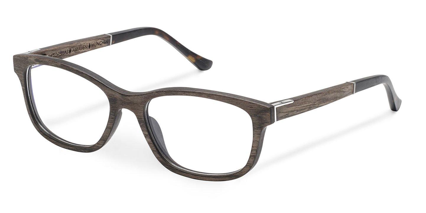 Amalien Optical (51-16-140) (wood) (walnut)