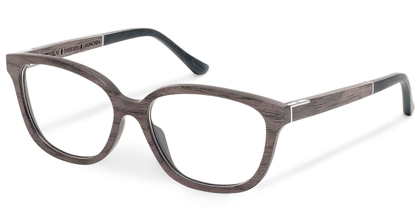 Theresien Optical (51-15-135) (wood) (black oak)