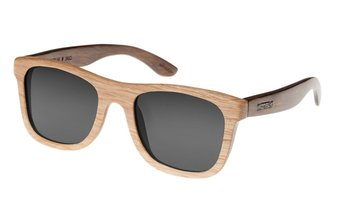 Sunglasses Jalo (wood) (natural/grey)