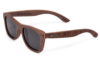 Stachus (SE) Sunglasses (wood) (walnut/ethno)
