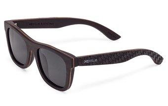 Stachus (SE) Sunglasses (wood) (ebony/grey)