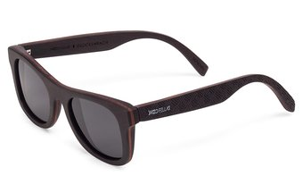 Glockenbach (SE) Sunglasses (wood) (ebony/karo)