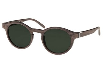Flaucher Sunglasses (wood) (walnut/green)