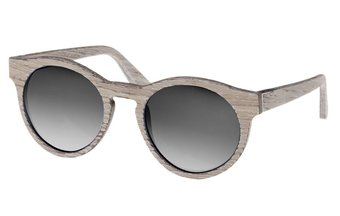 Au Sunglasses (wood) (chalk oak/grey)