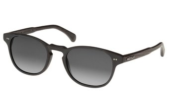 Haidhausen Sunglasses (wood-acetate) (black/grey)