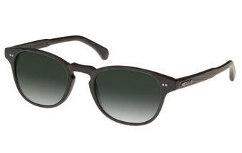 Haidhausen Sunglasses (wood-acetate) (black/green)