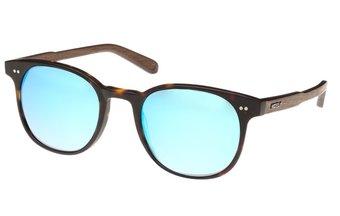 Schwabing Sunglasses (wood-acetate) (havana/blue)