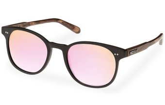 Schwabing Sunglasses (wood-acetate) (black/rosé)