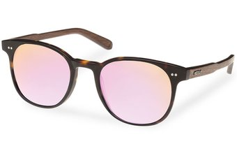Schwabing Sunglasses (wood-acetate) (havana/rosé)