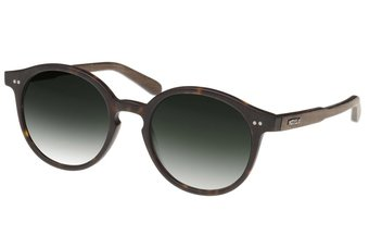 Solln Sunglasses (wood-acetate) (havana/green)