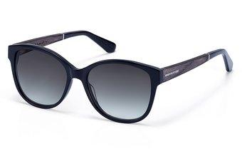 Rosenaus Sunglasses (wood-acetate) (black/green)