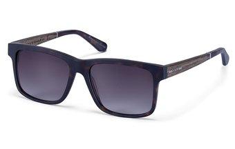 Hohenburg Sunglasses (wood-acetate) (havana/grey)