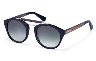 Auerburg Sunglasses (wood-acetate) (havana/green)