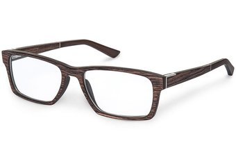 Maximilian Optical (53-17-140) (wood) (ebony)