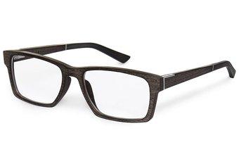 Maximilian Optical (57-18-145) (wood) (black oak)