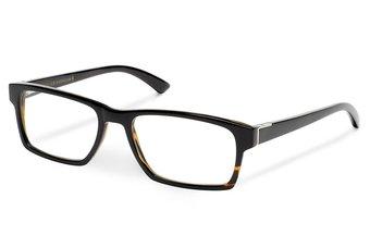 Maximilian Horn Optical (55-18-145) (black fog)