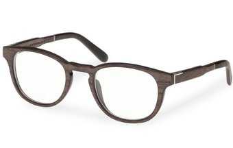 Bogenhausen Optical (45-21-140) (wood) (black oak)