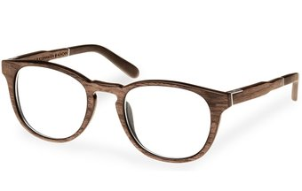 Bogenhausen Optical (49-21-145) (wood) (walnut)
