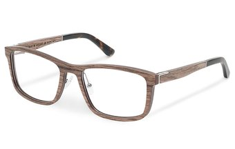 Giesing Optical (55-19-145) (wood) (walnut)