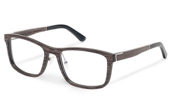 Giesing Optical (55-19-145) (wood) (black oak)