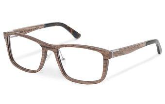 Giesing Optical (57-20-145) (wood) (walnut)