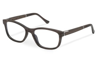 Amalien Optical (49-16-135) (wood) (black oak)