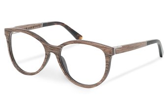 Luisen Optical (51-16-135) (wood) (walnut)