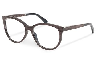 Luisen Optical (53-16-140) (wood) (black oak)
