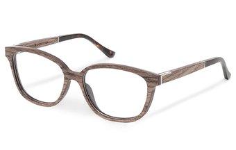 Theresien Optical (51-15-135) (wood) (walnut)