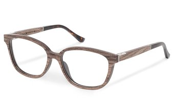 Theresien Optical (53-15-140) (wood) (walnut)