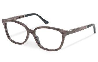 Theresien Optical (53-15-140) (wood) (black oak)