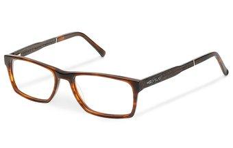 Maximilian Optical Wood-Acetate (55-18-145) (ebony/havana)