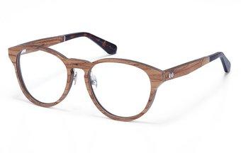 Wernstein Optical (51-18-140) (wood) (zebrano)