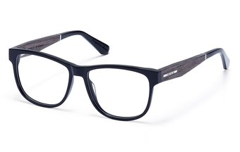Wildenau Optical Wood-Acetat (54-15-145) (wood-acetate) (black)